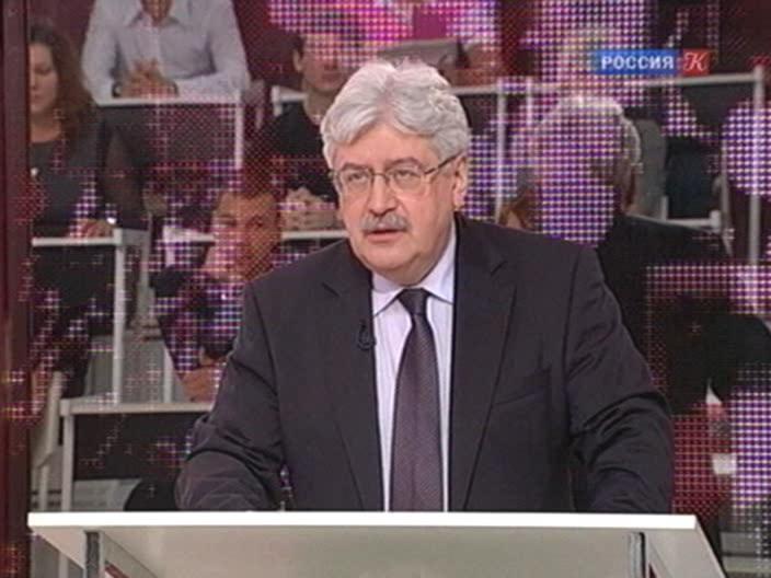 Юрий Пивоваров ТАКАЯ СУДЬБА РОССИИ 620, 29 августа 2010 г.