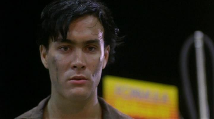 Подставленный / Наследие гнева / Legacy of Rage / Long zai jiang hu (1986) DVDRip | А