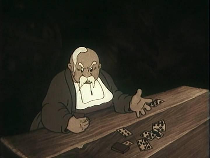 Павел Шведов: Пропавшая грамота анимации