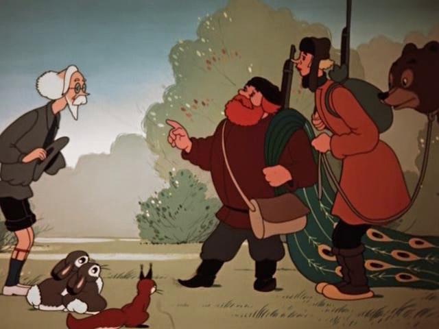 ...Создай свой кулинарный блогМультфильм по сказке К.Чуковского о медведе, который пришел к доктору Айболиту...