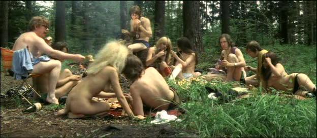 групповой секс нудистов фото