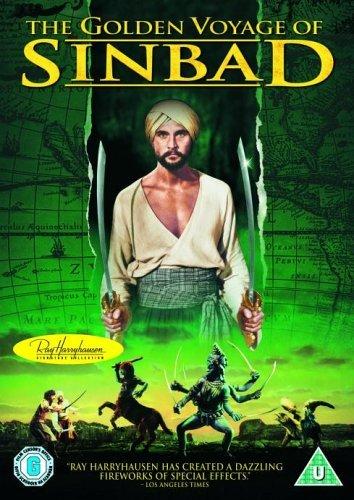 Золотое путешествие Синдбада 1973 - Юрий Живов