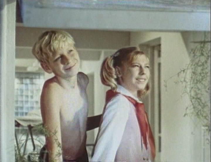 Фильм шаг с крыши -  советское