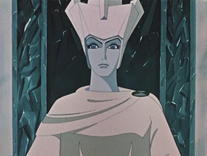 Мультфильм снежная королева сказки