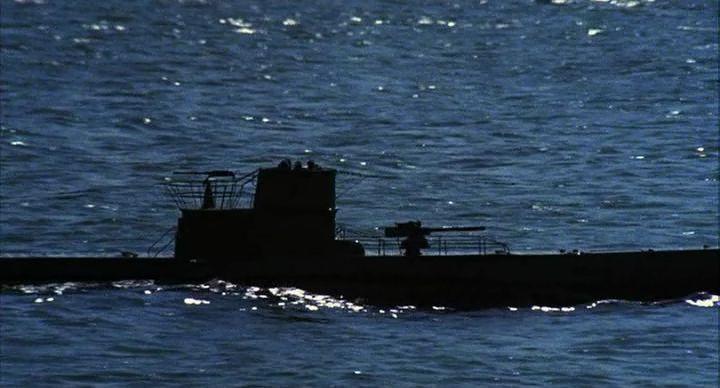 Немецкие подводные лодки