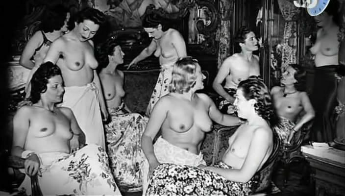 Порно фото времен второй мировой