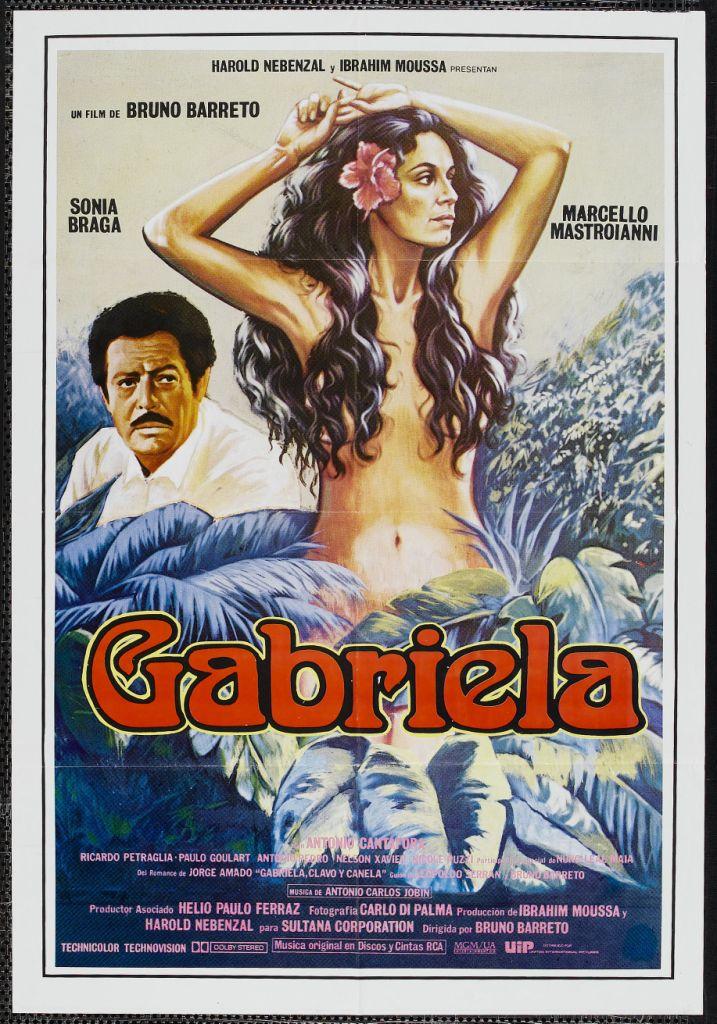 Габриэла. гвоздика и корица
